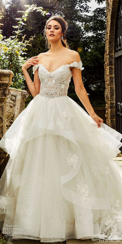 eve  milady boutique fall   wedding dresses