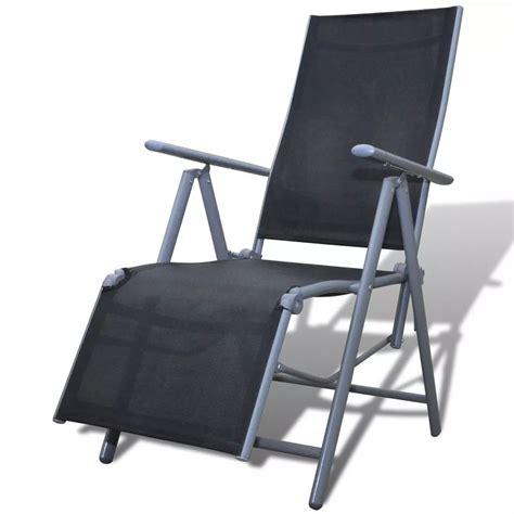 chaise pliante en aluminium la boutique en ligne meuble de jardin chaise pliante armature en aluminium vidaxl fr