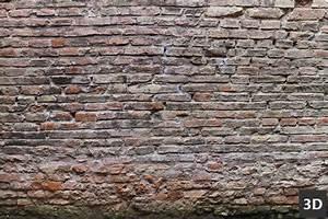 Mur En Moellon : mur vieille brique museumtextures ~ Dallasstarsshop.com Idées de Décoration