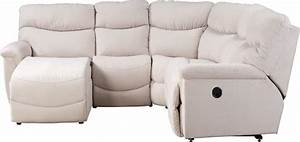 four piece power reclining sectional sofa with ras With 4 piece recliner sectional sofa