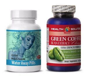 I've got you covered, ideally it's good to skip coffee during this detox diet week. Fat burner energy - WATER AWAY - GREEN COFFEE CLEANSE COMBO - green coffee diet | eBay