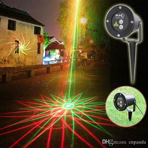 Laser Beleuchtung Aussen : suny new 2016 waterproof garden laser lights 8 in 1 sky star outdoor firefly stage lighting ~ Watch28wear.com Haus und Dekorationen