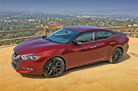 2017 Nissan Maxima Sr One Week With