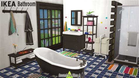 elements cuisine ikea around the sims 4 custom content ikea bathroom
