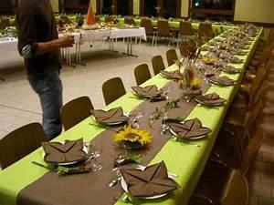 Deco De Table Champetre : table champ tre supertoinette ~ Melissatoandfro.com Idées de Décoration