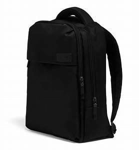 Sac A Dos Business : plume business sac dos ordinateur noir lipault ~ Melissatoandfro.com Idées de Décoration