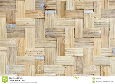 Bamboo Craft Texture Royalty Free Stock Image   Image