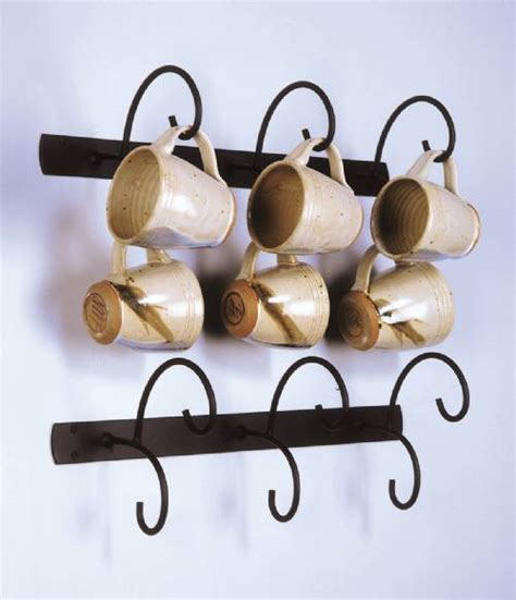 coffee mug rack cup racks horizontal mug tree tea cup and saucer stands