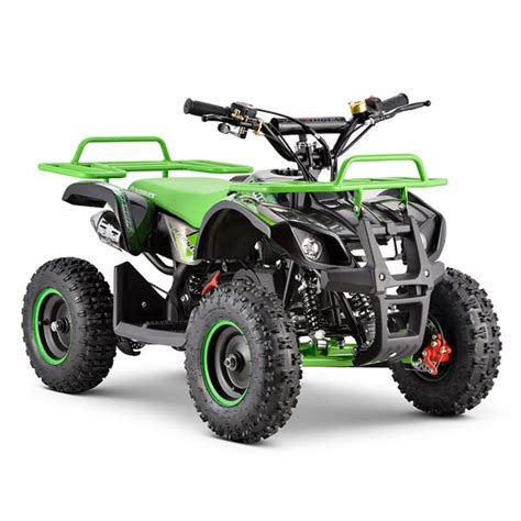 All 49cc 50cc kids quad mini moto mini quad quad bike. FunBikes Ranger 50cc Green Kids Petrol Mini Quad Bike
