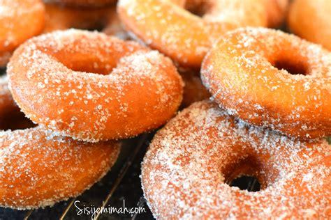 Nigerian Doughnuts (donuts)
