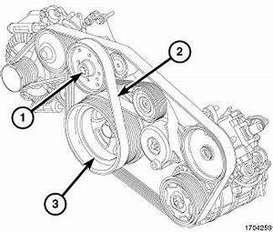 Diagram Serpentine Belt Dodge 2007 Questions  U0026 Answers