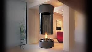 Exquisitely, Designed, Circular, Gas, Fires