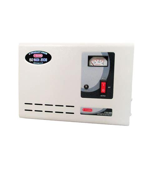v guard vns400 voltage stabilizer price in india buy v guard vns400 voltage stabilizer