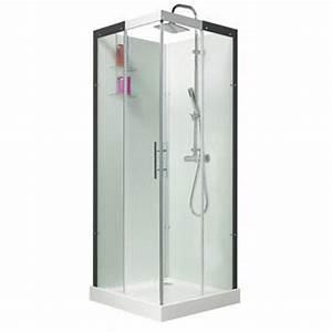 amenager une petite salle de bains les 10 bonnes idees a With porte de douche coulissante avec radiateur electrique pour petite salle de bain