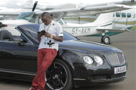 kenyan musician jaguars list  businesses