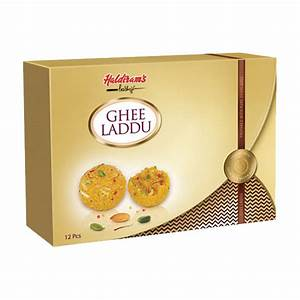 Buy Haldirams Prabhuji - Ghee Laddu500 GM online Online