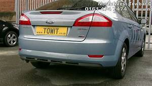 Towbar Video - Ford Mondeo Westfalia Detachable
