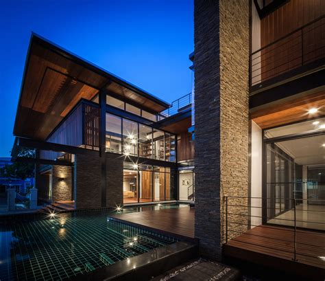 Bridge House By Junsekino Architect And Design