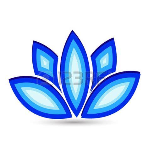 clipart fiore fiore di loto vettore icona archivio fotografico