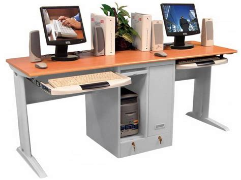 nexera two person desk desk for 2 people best home design 2018