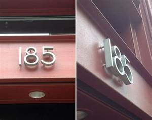 spicing up your address floating house numbers daily With floating house letters