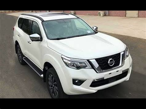 2019 Nissan Terra by 2019 Nissan Terra Suv 7 Seats Exterior And Interior