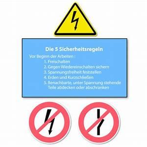 Sicherheitsregeln Fr Die Elekroinstallation