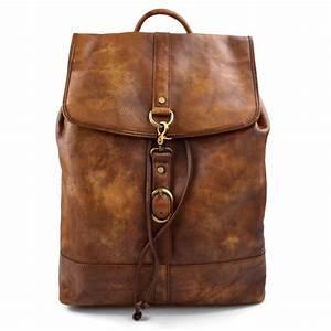 Leder Reisetasche Damen : leder rucksack gewaschen leder rucksack damen herren ~ Watch28wear.com Haus und Dekorationen
