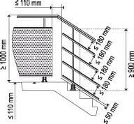 Norme Garde Corps Escalier Erp by Garde Corps Aluminium Pour Villa Balustrade Alu Rambarde