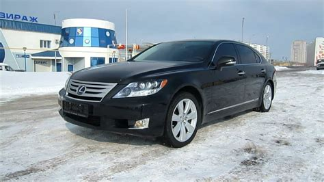 2007 lexus is250 start up engine and full 2011 lexus ls600hl start up engine and in depth tour