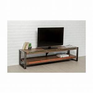 Meuble Tv 160 Cm : meuble tv 160 cm id es de d coration int rieure french decor ~ Teatrodelosmanantiales.com Idées de Décoration