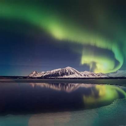 Ipad Sky Aurora Night Nature Instagram Air