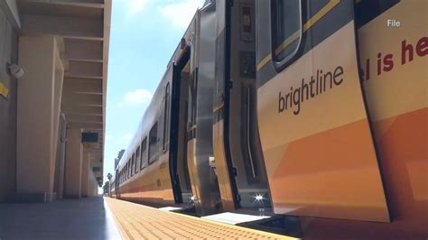 virgin trains usa begins rail work orlando airport