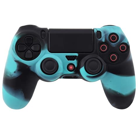 ps4 controllers colors camo color silicon skin cover for ps4 dualshock 4