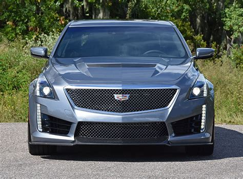 2019 Cadillac Cts V by 2019 Cadillac Cts V Review Test Drive