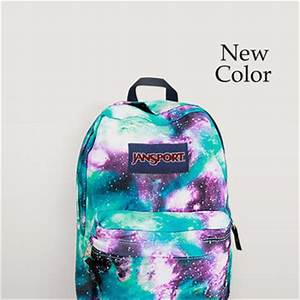 JanSport Galaxy Backpack Airbrush from NosFashionGraphic on