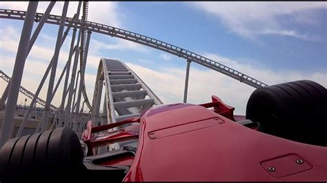 Ferrari world abu dhabi has released the first image of a new roller coaster that races two sets of passengers against each other on parallel tracks. Formula Rossa POV (World's Fastest Roller Coaster) - Ferrari World Abu Dhabi - YouTube