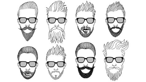 How To Choose Beard Style For Different Face Type (hindi