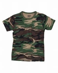 Tee Shirt Camouflage Femme : t shirt militaire teeshirt camouflage arm e t shirts camouflage soldats tam surplus militaire ~ Nature-et-papiers.com Idées de Décoration