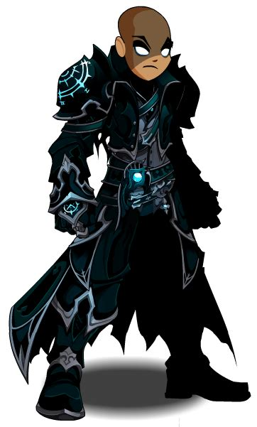 legion evolved dark caster class aqw