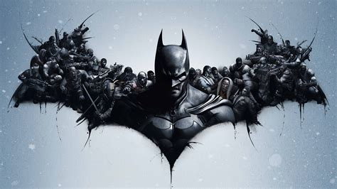 Wallpaper Batman, Arkham Origins, Poster, 5k, Games, #259
