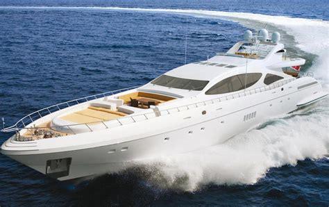 Boats World by The World S Open Yacht Mangusta 165 Fashion