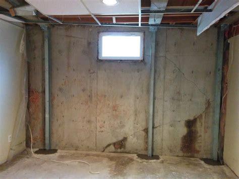 Foundation Repair Powerbrace Wall System St Francois