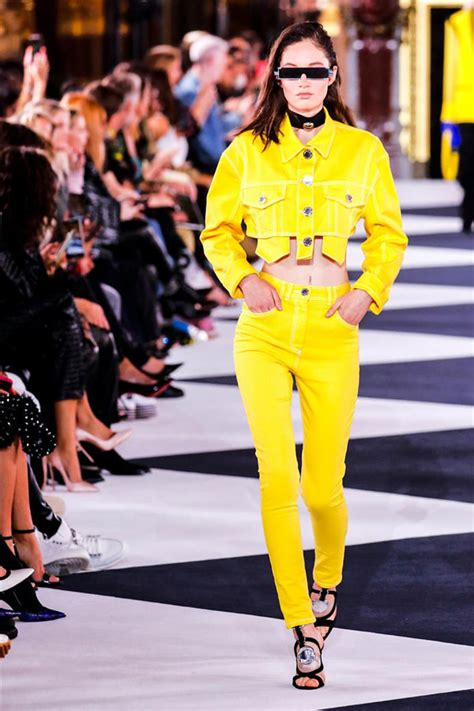 paris fashion week balmain spring  collection tom