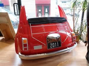 Divanetto Fiat 500 - Per La Casa E Per Te