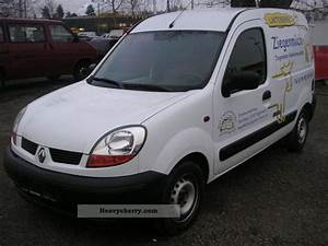 Renault Kangoo 1 5 Dci   Iso   Cool Box Box 2003 Refrigerator Box Truck Photo And Specs