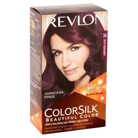 revlon colorsilk hair color revlon 174 colorsilk beautiful color permanent liquid hair