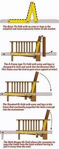 Futon Frame Plans - BM Furnititure