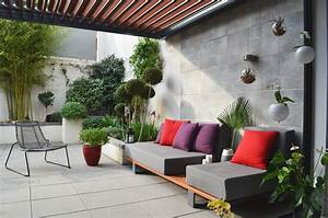Decoration Terrasse Exterieur : photo deco terrasse exterieur 33574 ~ Teatrodelosmanantiales.com Idées de Décoration