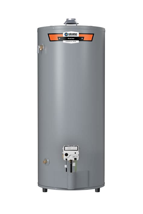 50 Gal 40k Btu State Proline Natural Gas Residential Water